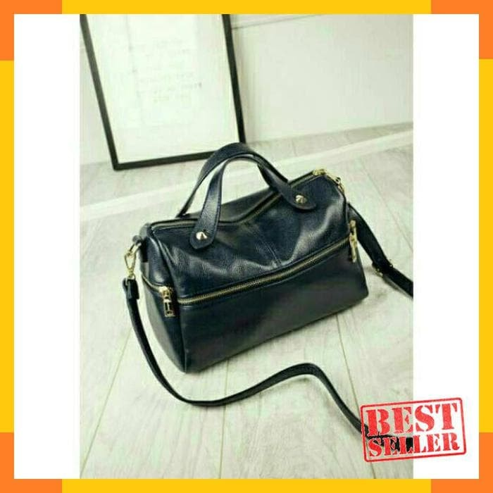 READY BLACK, RED, NAVY JIMS HONEY JH EMMA BAG