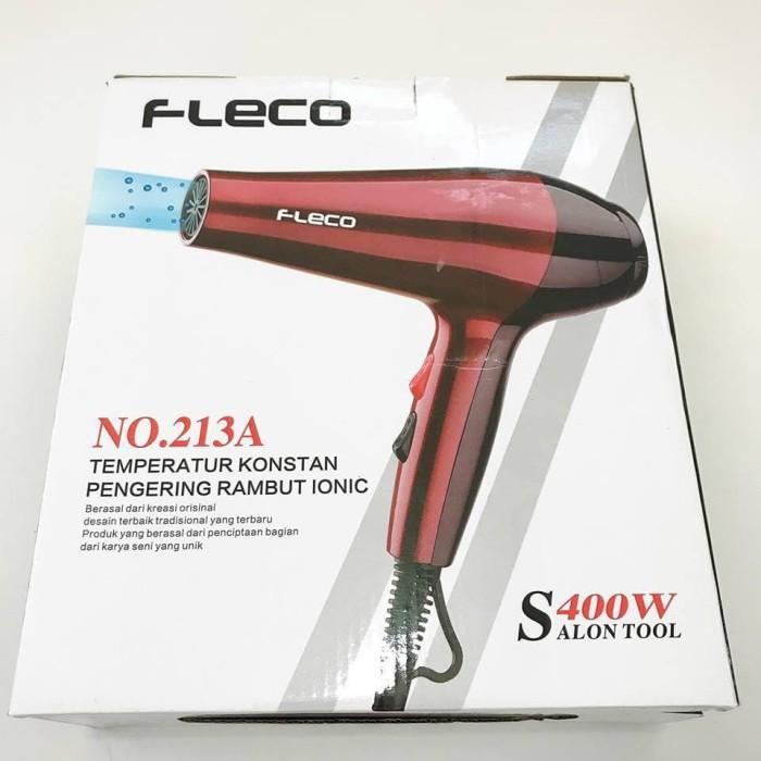 Fleco 213a Hairdryer 400w Pengering Rambut Pink - Katalog Harga ... a484e78915