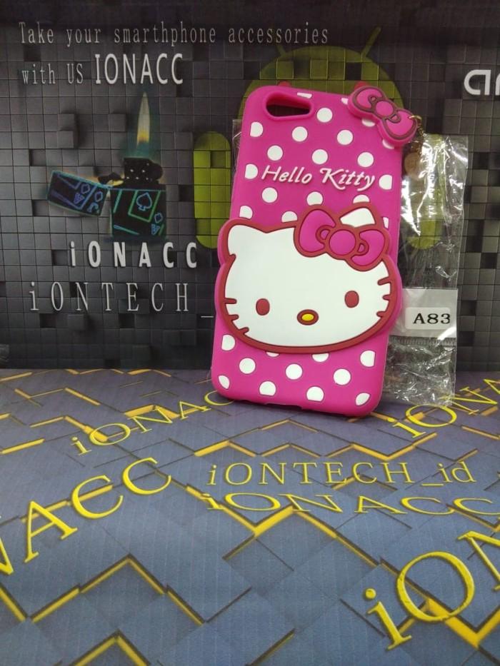 Jual 3D Case Cute Hello Kitty Polkadot premium softcase Oppo A83 - DKI  Jakarta - I-ONaccessories | Tokopedia