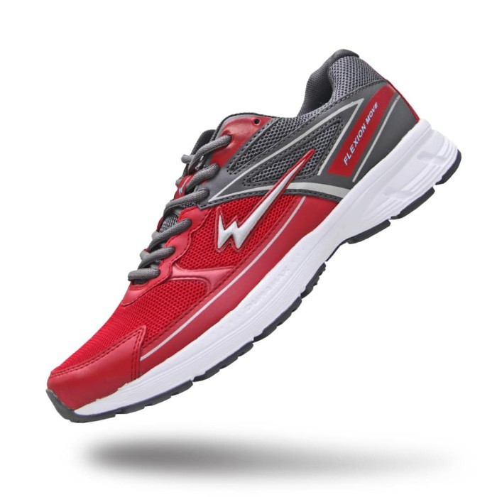 harga Sepatu eagle road runner – running shoes - red dark grey 42 Tokopedia.com