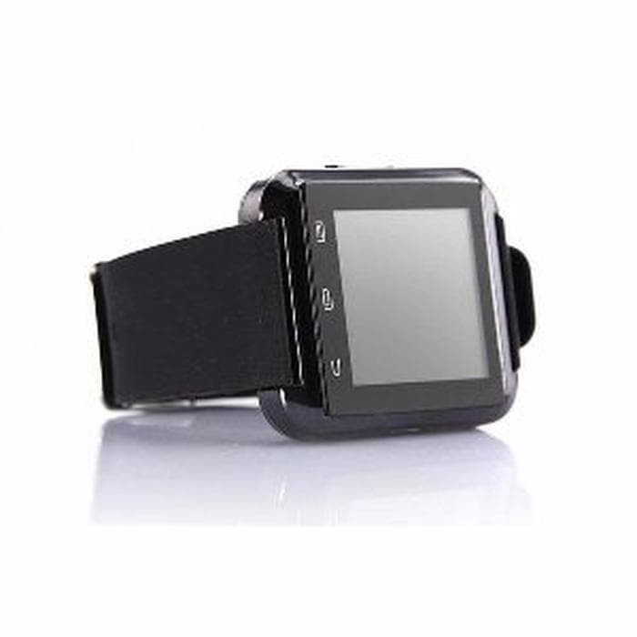 TERBARU I One U8 Smartwatch For Android and iOS Hitam handphone t