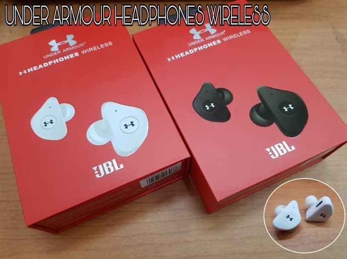0337e9bd46f Jual Headphone Wireless JBL under Armour UA-X - Headset Bluetooth ...