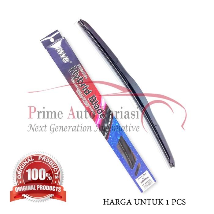 harga Wiper mobil hybrid rwb universal 14 - 1 pcs Tokopedia.com