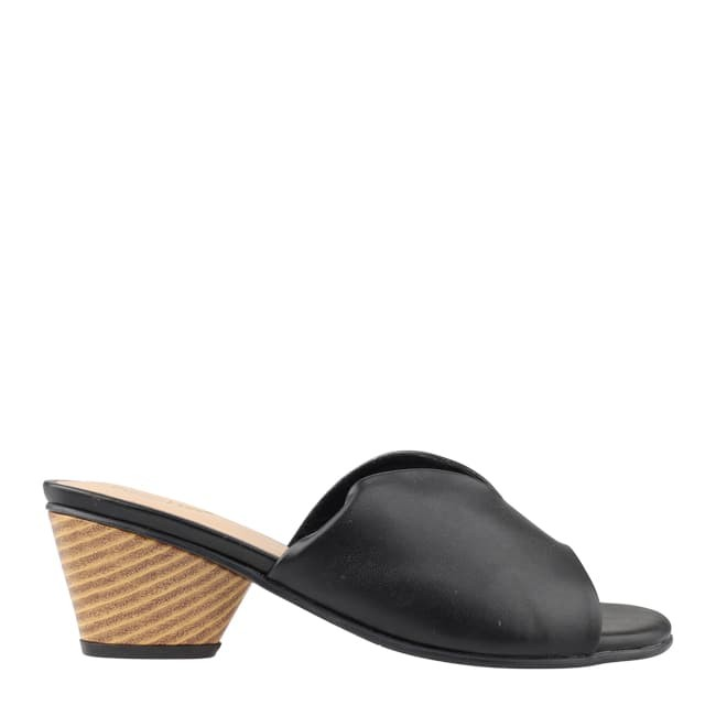 harga Noche sepatu wedges wanita black peony nc9990bk - hitam 38 Tokopedia.com