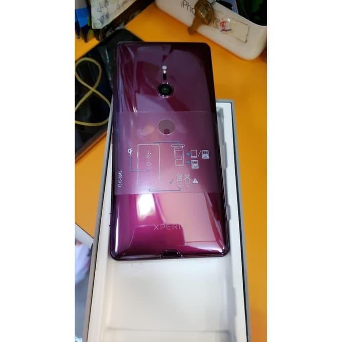 Jual Barang Ready Hp Sony Xperia Xz3 Dual Sim Ram 6gb Stock Terbatas