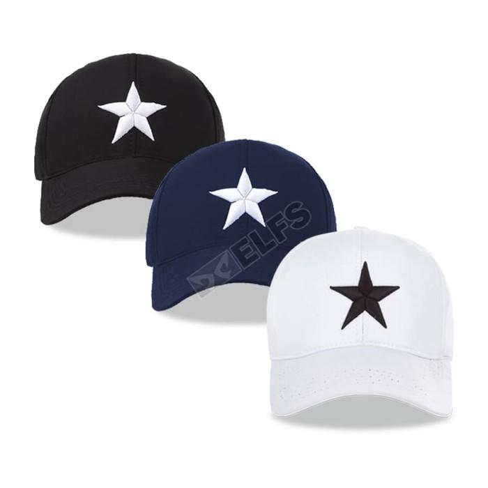 Bintang Bordiran Topi Putih - Daftar Harga Terkini dan Terlengkap ... 87bea429d0