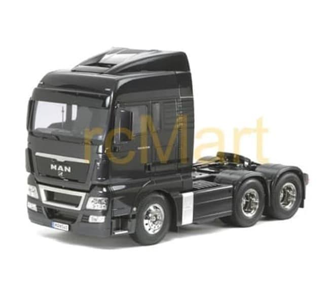 Jual Tamiya Mobil Rc Tractor Truck MAN TGX Remote Control Truck Trailer 7H  - DKI Jakarta - Pitu Hobby | Tokopedia