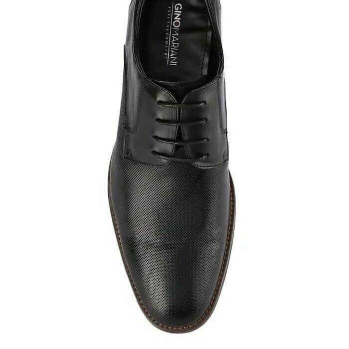 Jual Sepatu pantofel pria Rockport Wynstin apron toe leather ... 80fc44a2eb