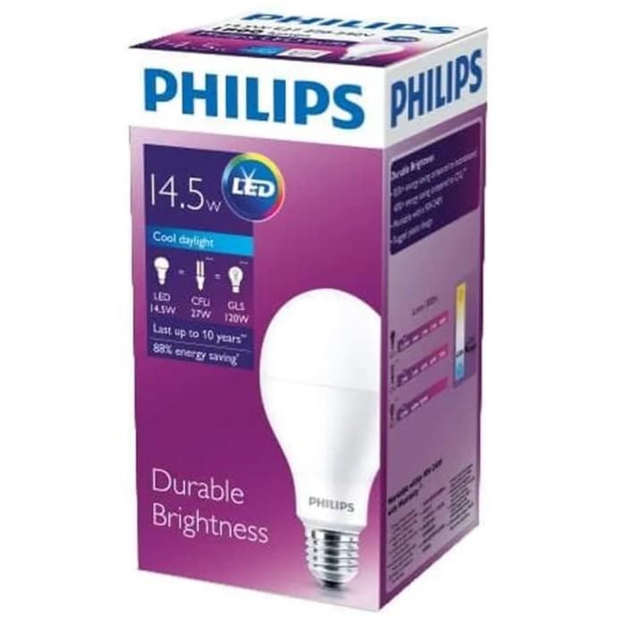 Lampu Led Philips 14,5w 14,5 watt