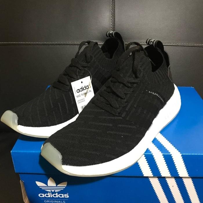 5eeba7b91 Jual Sepatu Adidas NMD R2 Japan Edition Premium - vicky-olshop ...