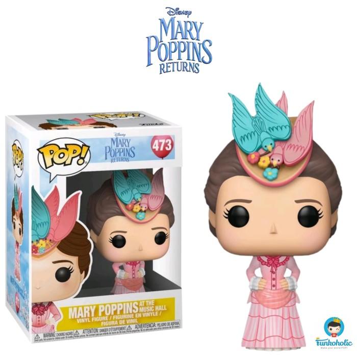 Vinyl--Mary Poppins Returns Pop Mary Poppins at the Music Hall Pop Vinyl