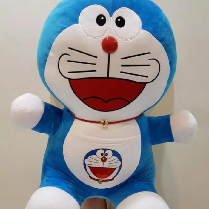 Boneka Doraemon Jumbo cuci gudang