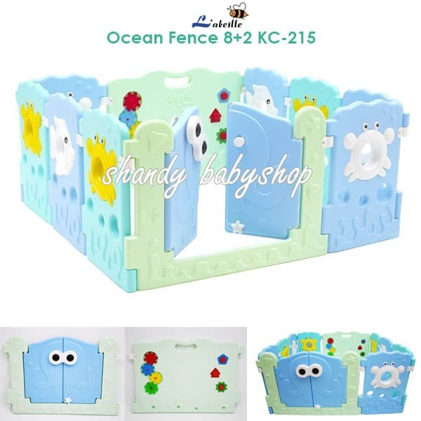 Jual Pagar Main Bayi Anak Labeille Ocean Fence 82 Kc 215 Kota Depok Shandy Babyshop Tokopedia