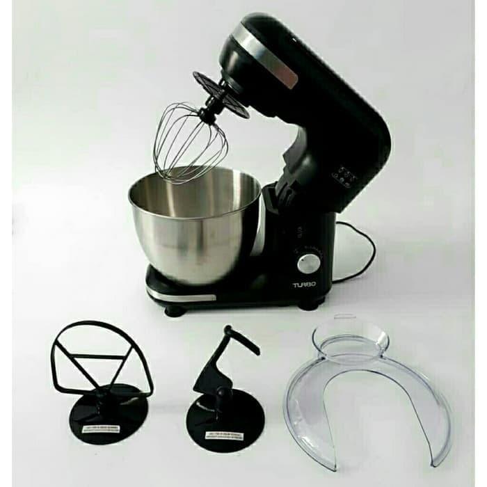 harga Turbo ehm9595 grande mixer - hitam Tokopedia.com