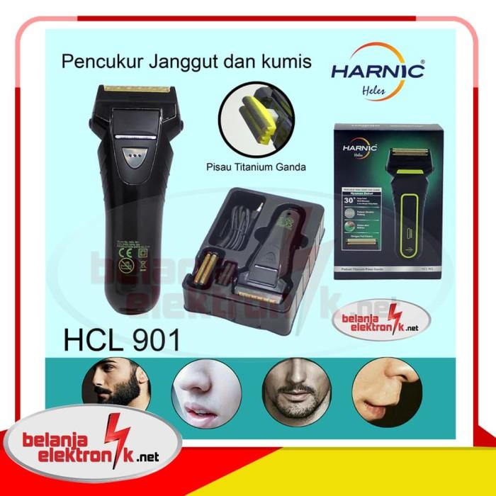 Jual HELES Hair Clipper HCL-901   Alat Cukur - belanjaelektronik ... b849c5abe3