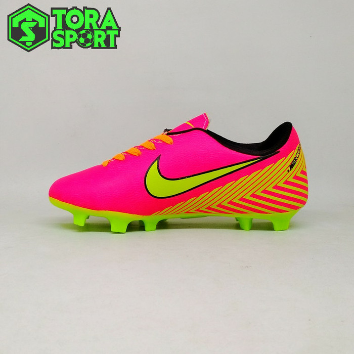 Jual Sepatu Bola Anak Nike Mercurial Neymar Pink List Hijau Stabilo ... f71e504c84
