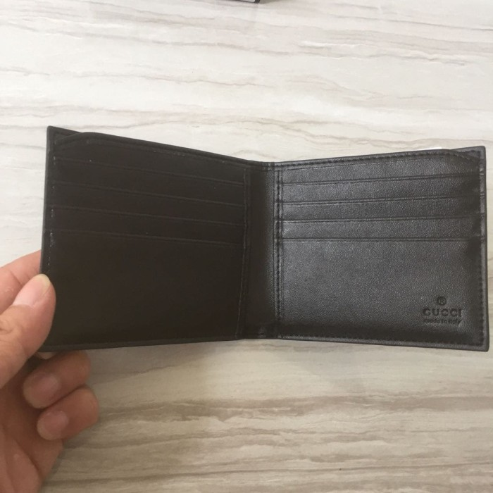 6a07458d887fe7 Jual GUCCI SNAKE PRINT GG SUPREME WALLET BLACK 1:1 AUTHENTIC NOT ...