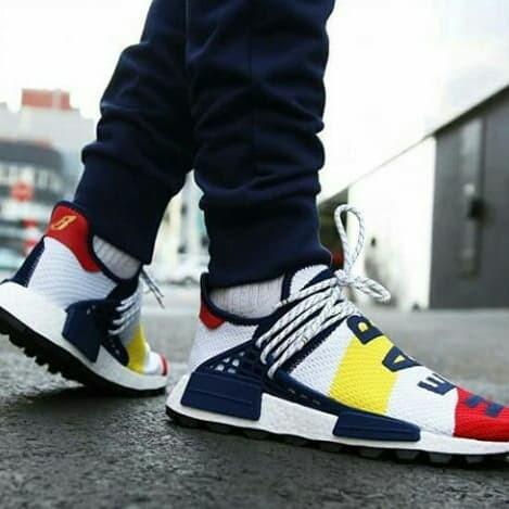 huge discount e71b5 e69e1 Jual Adidas human race heart mind - , - Kota Surabaya - shorockboyo shoes |  Tokopedia