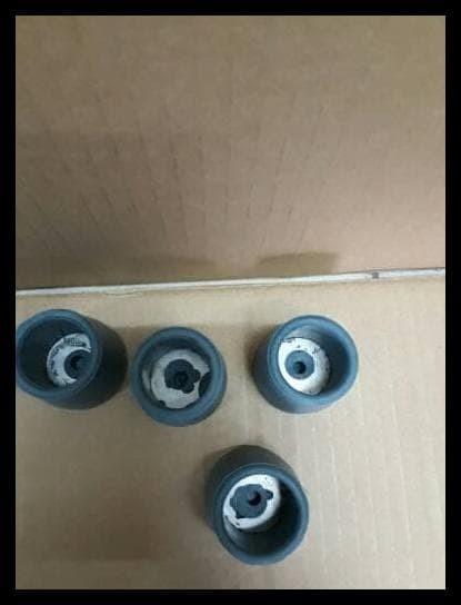 Foto Produk Karet Tongkat Jemuran Walker Jalan Seperpat Kursi Roda dari Elvand Store