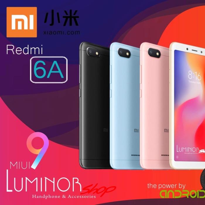 Jual Xiaomi Redmi 6a Ram 3gb Rom 32gb Dki Jakarta Luminor Shop