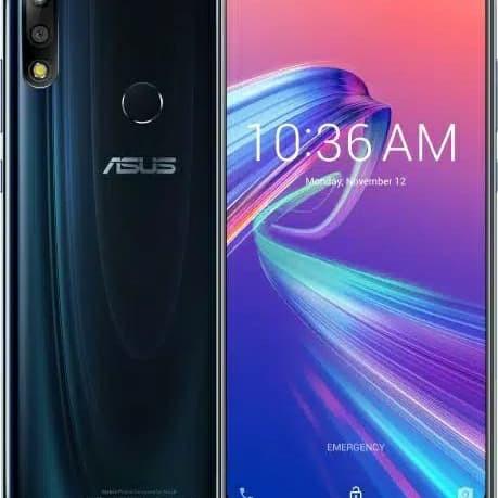 harga Asus zenfone max pro m2 zb631kl 4/64 [6.26 /sd660/13mp/12mp+5mp] - hitam Tokopedia.com