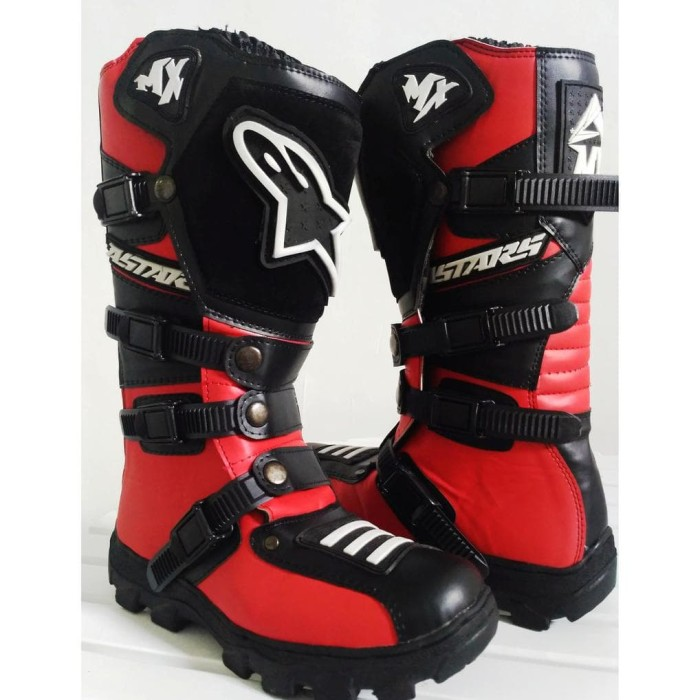 Jual Terbaru Sepatu Motor Alpinestar Touring Cross Trail Safety ... 44eab01e90