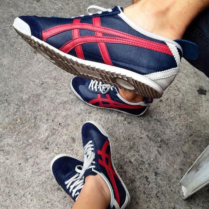 best sneakers d52a0 4b056 Jual BNIB Asics Onitsuka Tiger Mexico 66 Poseidon Premium Original / - DKI  Jakarta - ShoesSnikers | Tokopedia