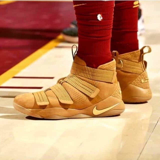 Jual Sepatu Nike Lebron 11 Soldier All