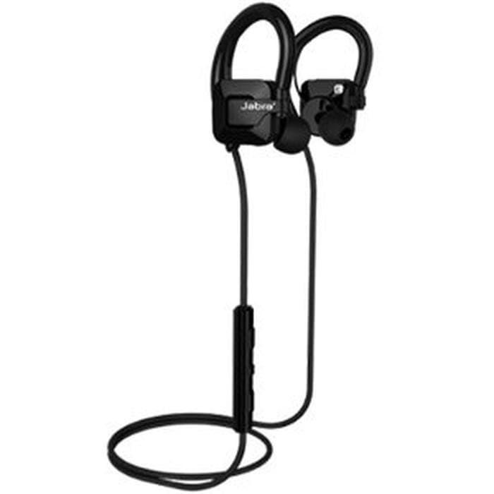 DISKON Jabra Step Wireless Bluetooth Stereo Earbuds Hitam