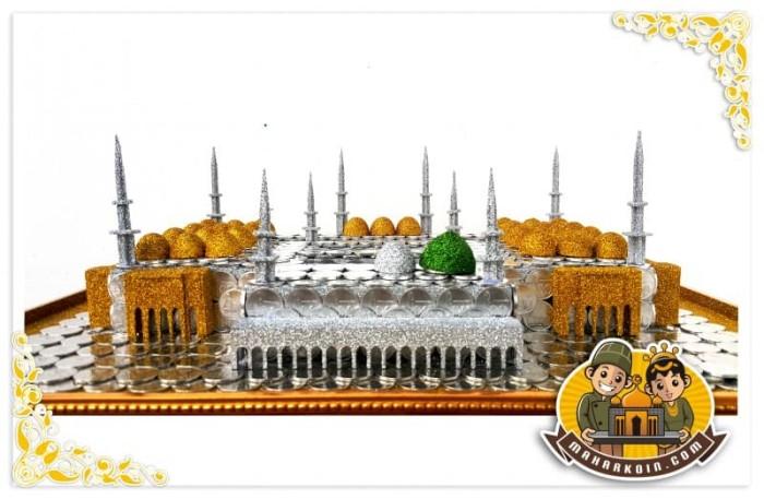 Jasa Mahar Koin Masjid Nabawi