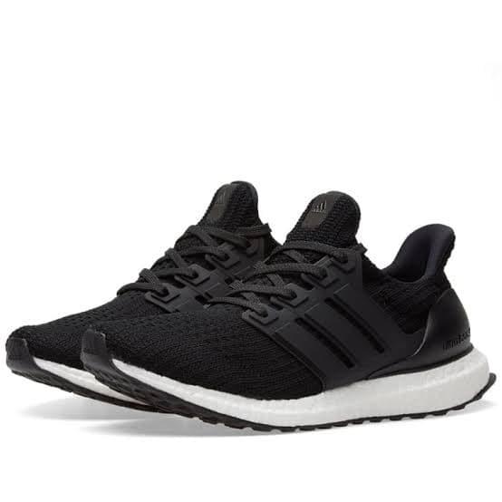 341889cbb11d4 Jual Adidas Ultraboost core black 4.0 - Cyber Friday