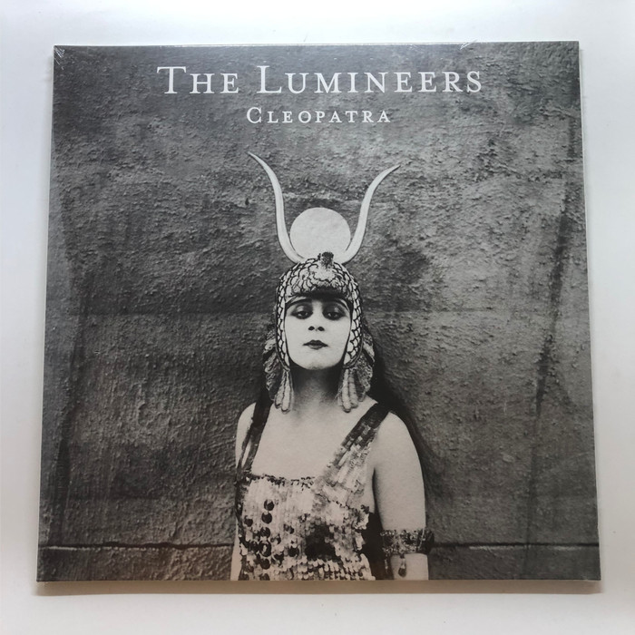 harga Vinyl / piringan hitam - the lumineers - cleopatra Tokopedia.com