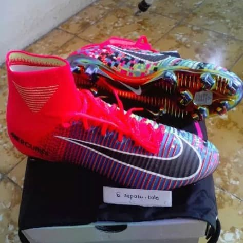 online store 30dfc 22104 Jual Nike Mercurial Superfly V EA Sports Limited Edition - chamaxtertoy |  Tokopedia