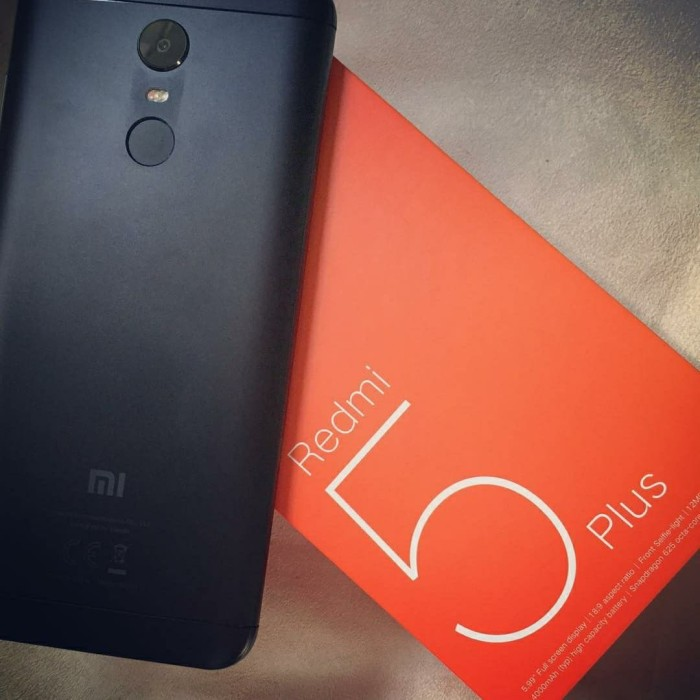 73+ Gambar Xiaomi Redmi 5 Plus HD