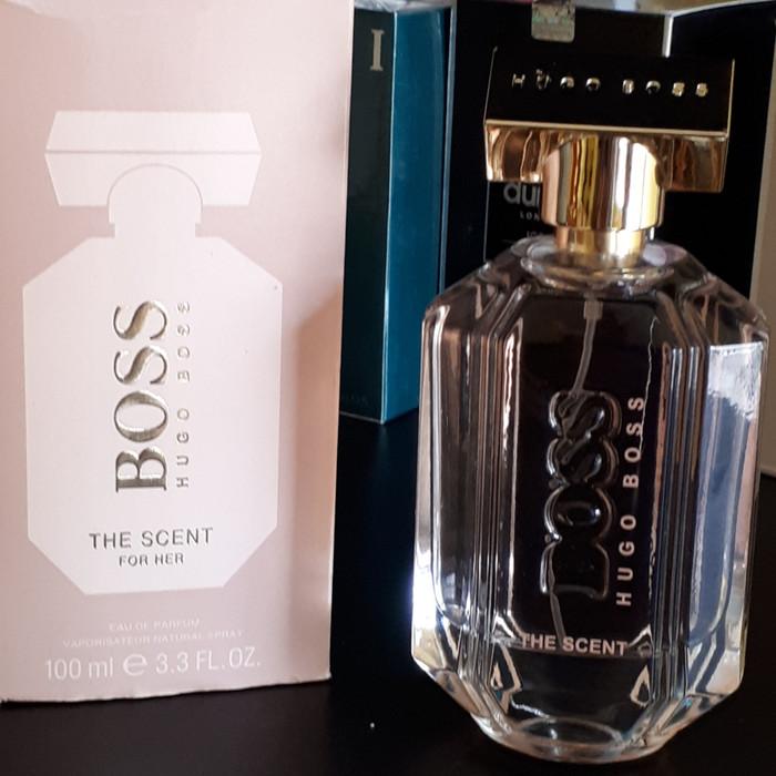 Jual Parfum Hugo Boss For Her The Scent 100ml Kota Pekanbaru