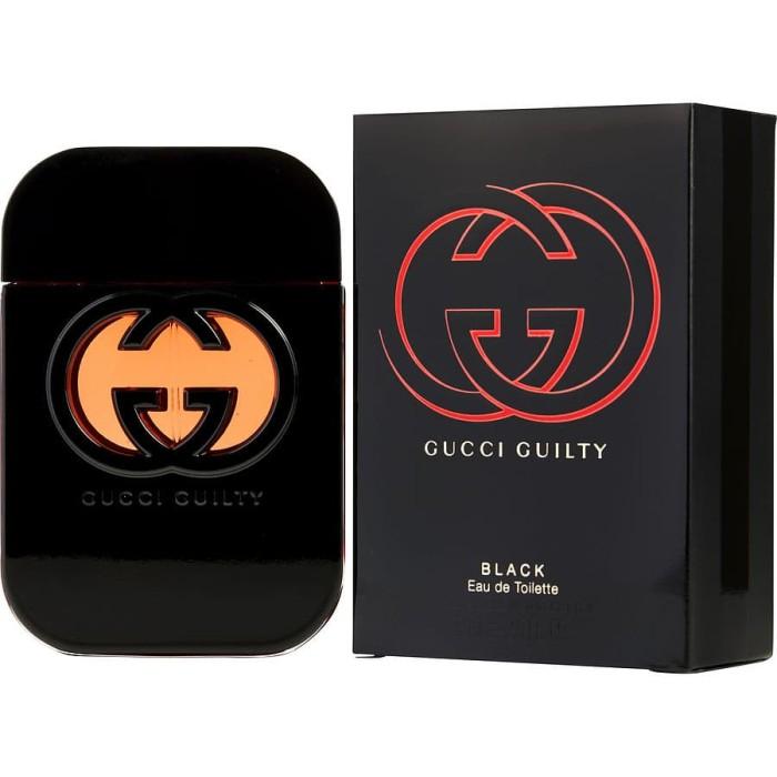 Jual Parfum Gucci Guilty Black Perfume Wanita Cewek Import Murah