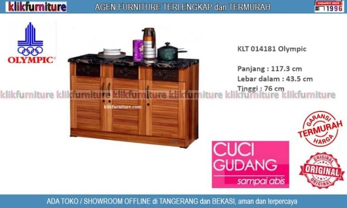 ... Klt 014181 Olympic Kitchen Set Bawah 3 Pintu ...