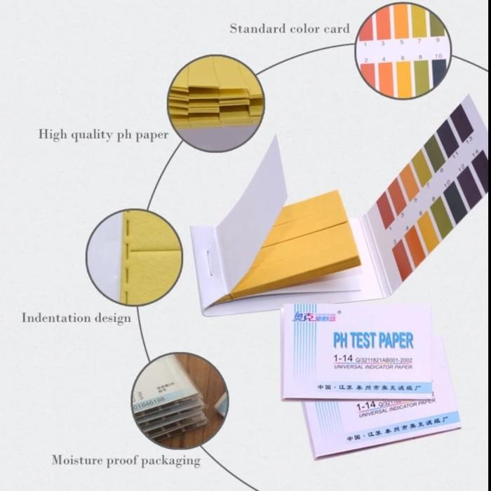 Foto Produk Kertas PH / Kertas Lakmus / PH Test Paper dari ELIM FILTER