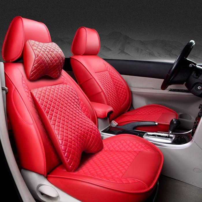Jual Front Rear Special Leather Car Seat Covers For Volkswagen Vw Pas Kota Administrasi Jakarta Timur Wielshoes Jakarta Tokopedia