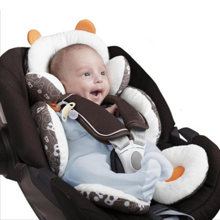 Jual Newborn Baby Infant Car Seat Stroller Cushion Pad Head Body Support Ba Jakarta Timur Wielshoes Jakarta Tokopedia