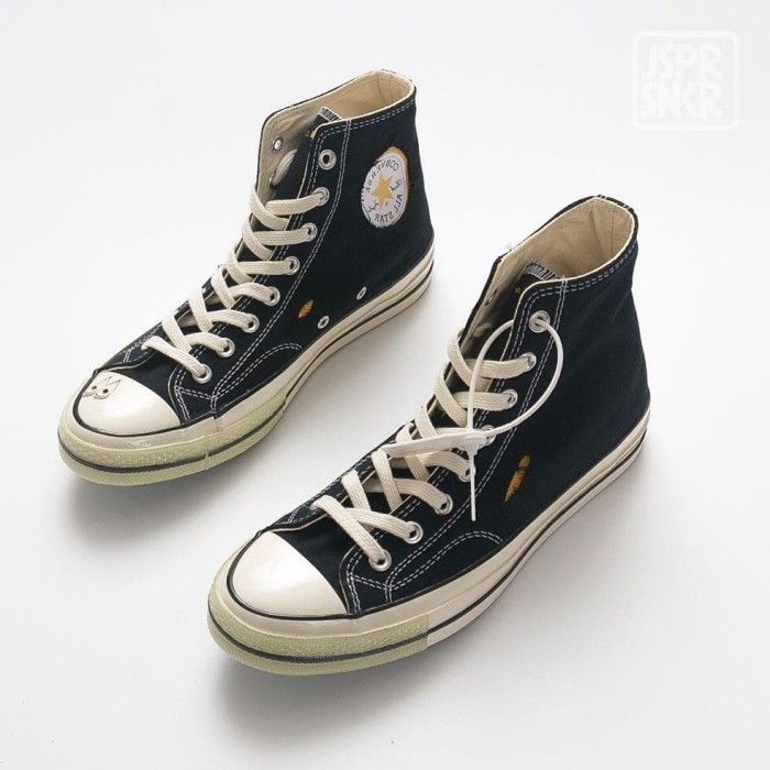 3394ff354e09 Jual Dr. Woo x Converse CT All Star 70 High - Black Egret - Jasper ...