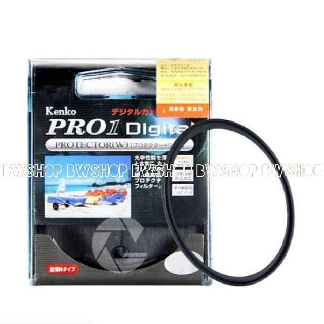 Foto Produk FILTER KENKO PRO1 UV - FILTER UV 40.5MM 43MM 49MM 52MM 58MM dari bw shop-