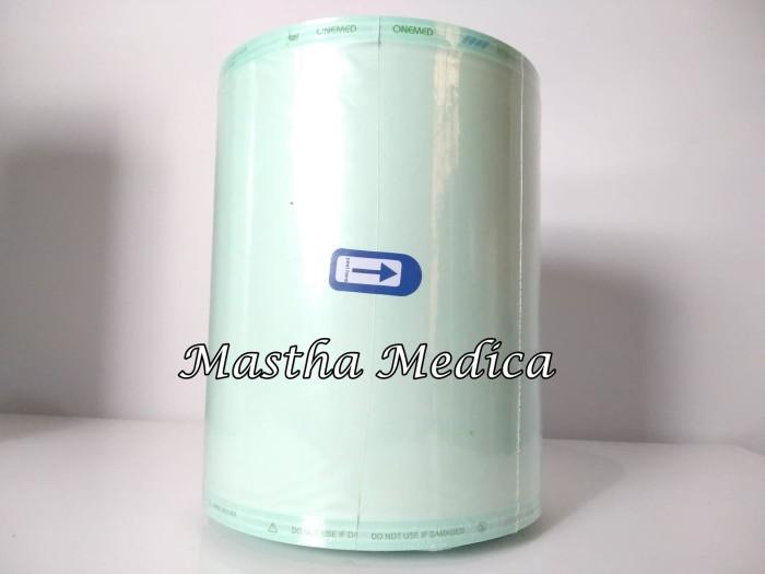 Foto Produk Plastik Steril Instrumen Sterile Pouch Pouches Roll Gulungan 25cm 25cm dari Mastha Medica Jakarta