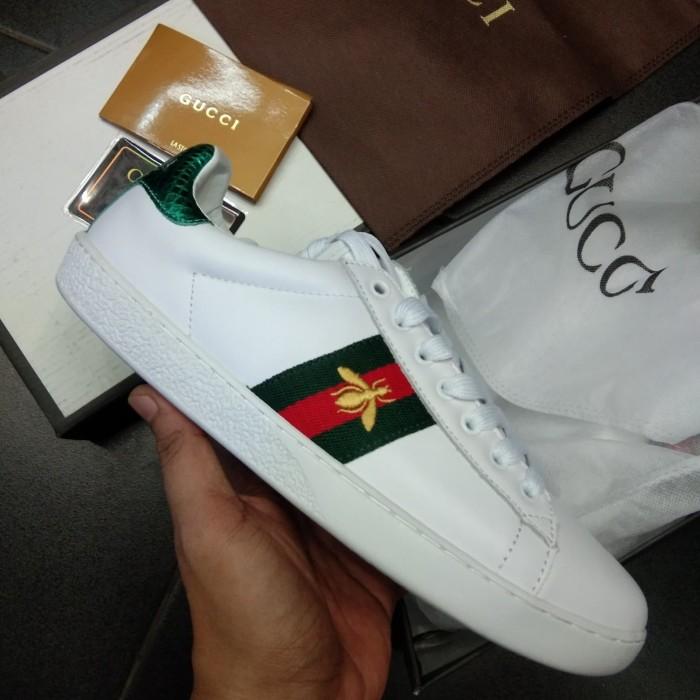 harga sepatu gucci ace sneaker off 63