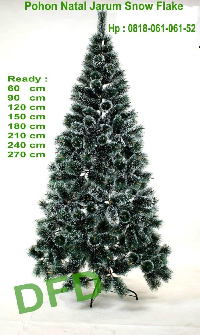 harga Pohon natal 21 meter snow flake pine chrismast tree Tokopedia.com