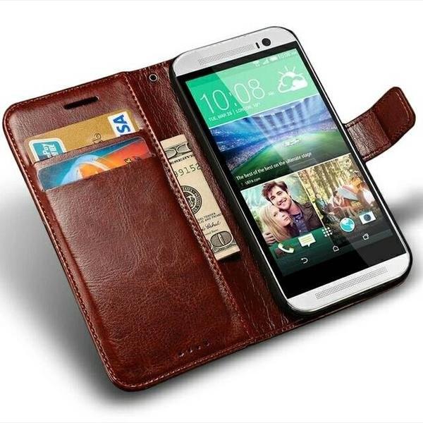 san francisco c3b3a 745b5 Jual Wallet Case Leather Case HTC One M8 - DKI Jakarta - Wallet Case Store  | Tokopedia
