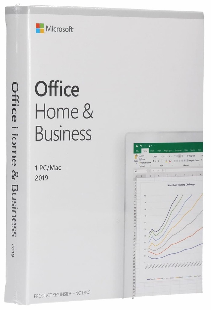 Office Home and Business 2018 mac