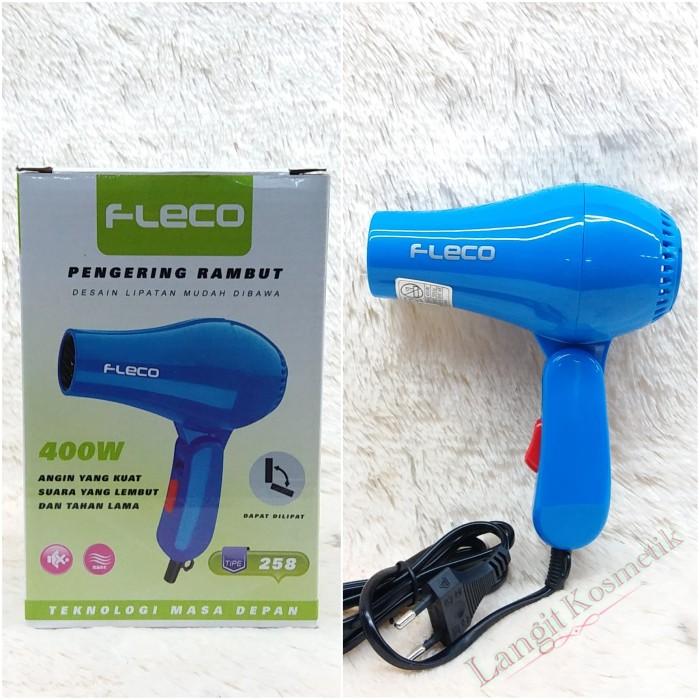 Fleco Hair Drayer Pengering Rambut 258 - List Harga Terkini dan ... c323c624b7