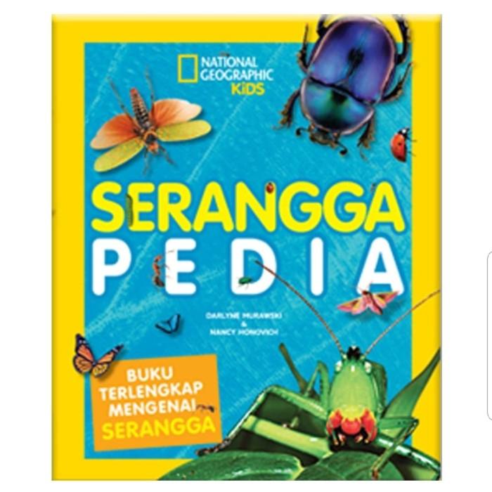 harga National geographic : serangga pedia Tokopedia.com