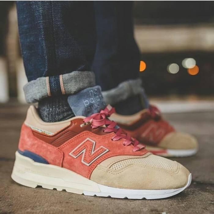 quality design 53774 73dac New Balance 997 x stance